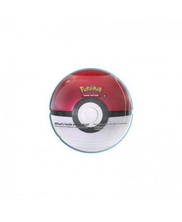 Pokémon : Boite Pokéball en métal (3 Boosters et 1 Jeton) | Boutique Starplayer