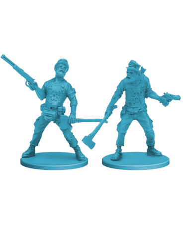 Zombicide : Angry Neighbors (VF) | Boutique Starplayer | Jeu de Figurines