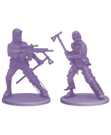 Zombicide : Angry Neighbors (VF) | Boutique Starplayer | Jeu de Plateau