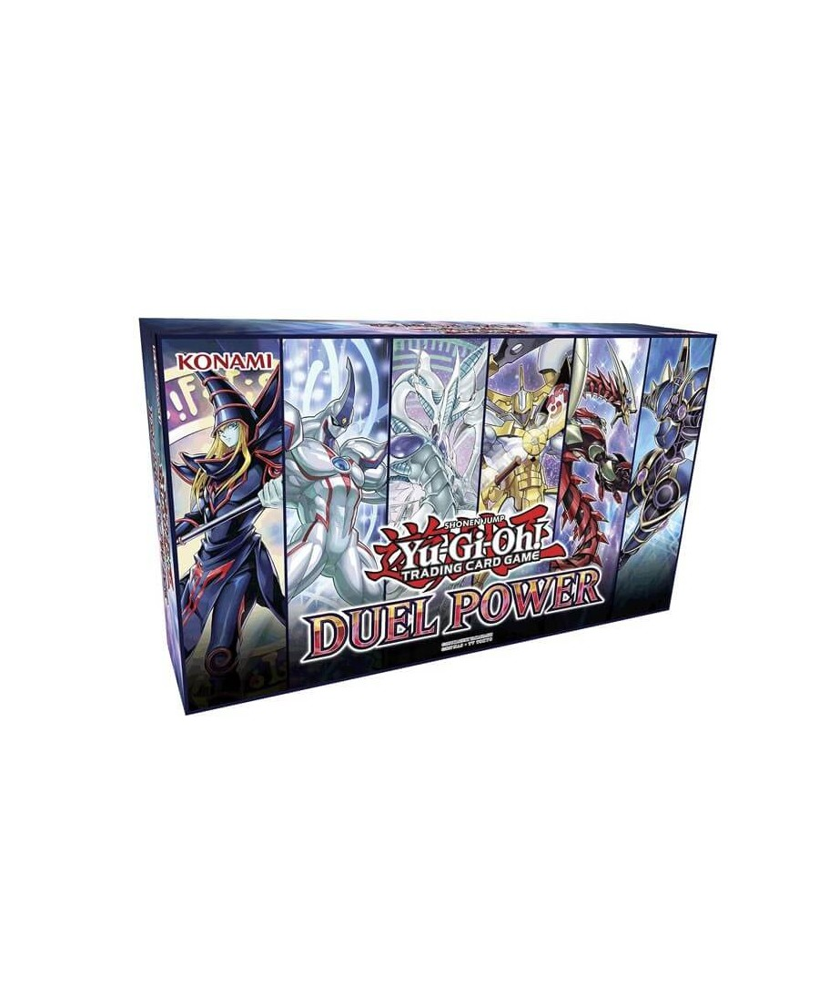 Yu-Gi-Oh ! : Coffret Pouvoir du Duel   Boutique Starplayer   Jeu de Cartes
