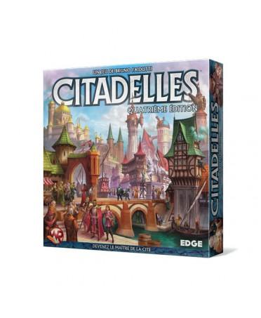 Citadelles: 4e Edition