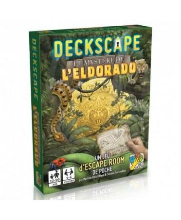 Deckscape : Le Mystère de L'Eldorado | Boutique Starplayer