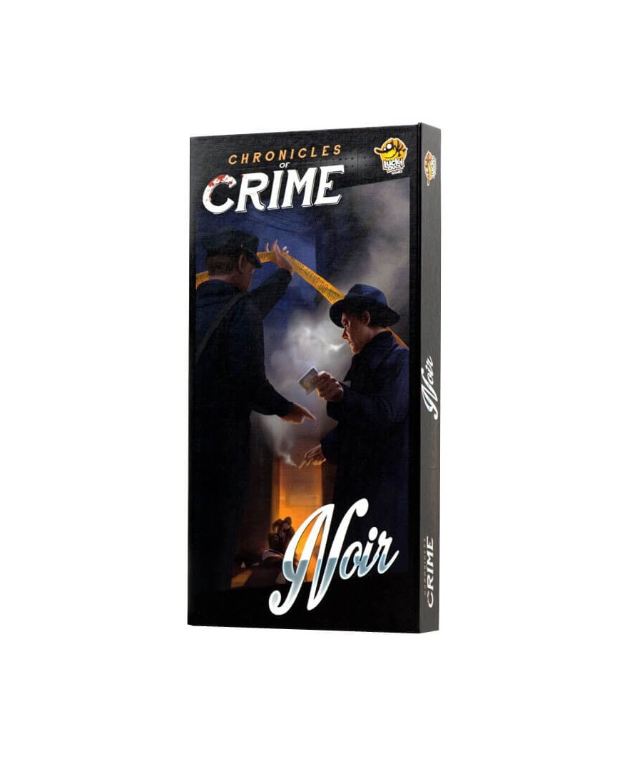 Chronicles Of Crime : Extension Noir | Boutique Starplayer