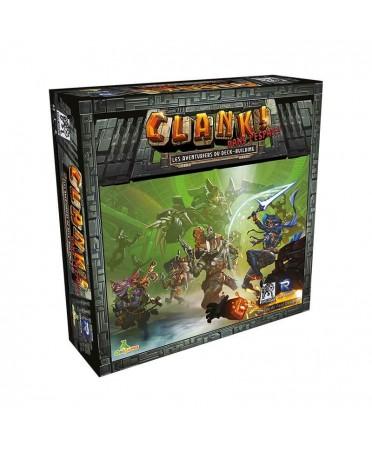 Clank! : Dans l'Espace | Boutique Starplayer | Jeux de Société