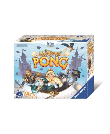 Medieval Pong (VF - 2019) | Boutique Starplayer | Jeu de Société