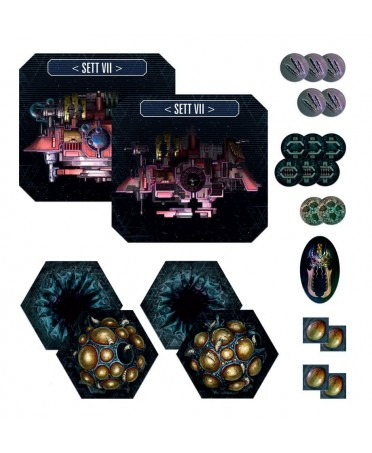 Warhammer Quest : Blackstone Fortress L'Abominable Ambull | Boutique Starplayer | Jeu de Figurines