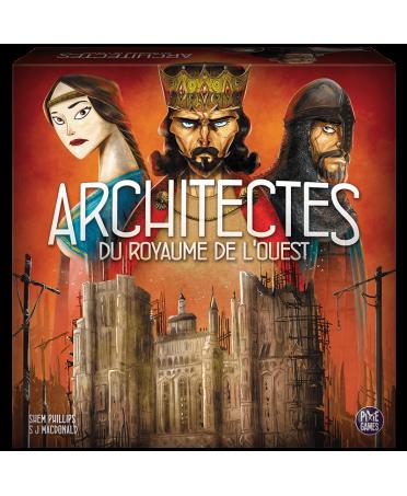 Architectes du Royaume de l'Ouest (VF) | Boutique Starplayer | Jeu de Société