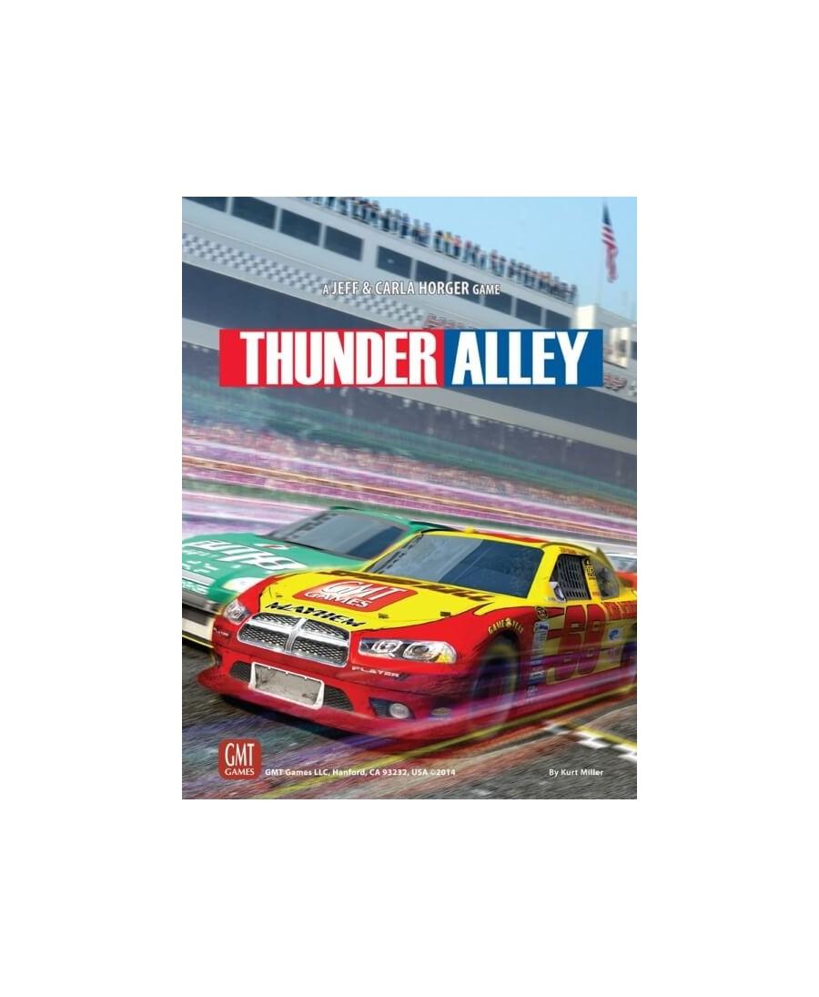 Thunder Alley | Boutique Starplayer | Jeu de Course Automobile