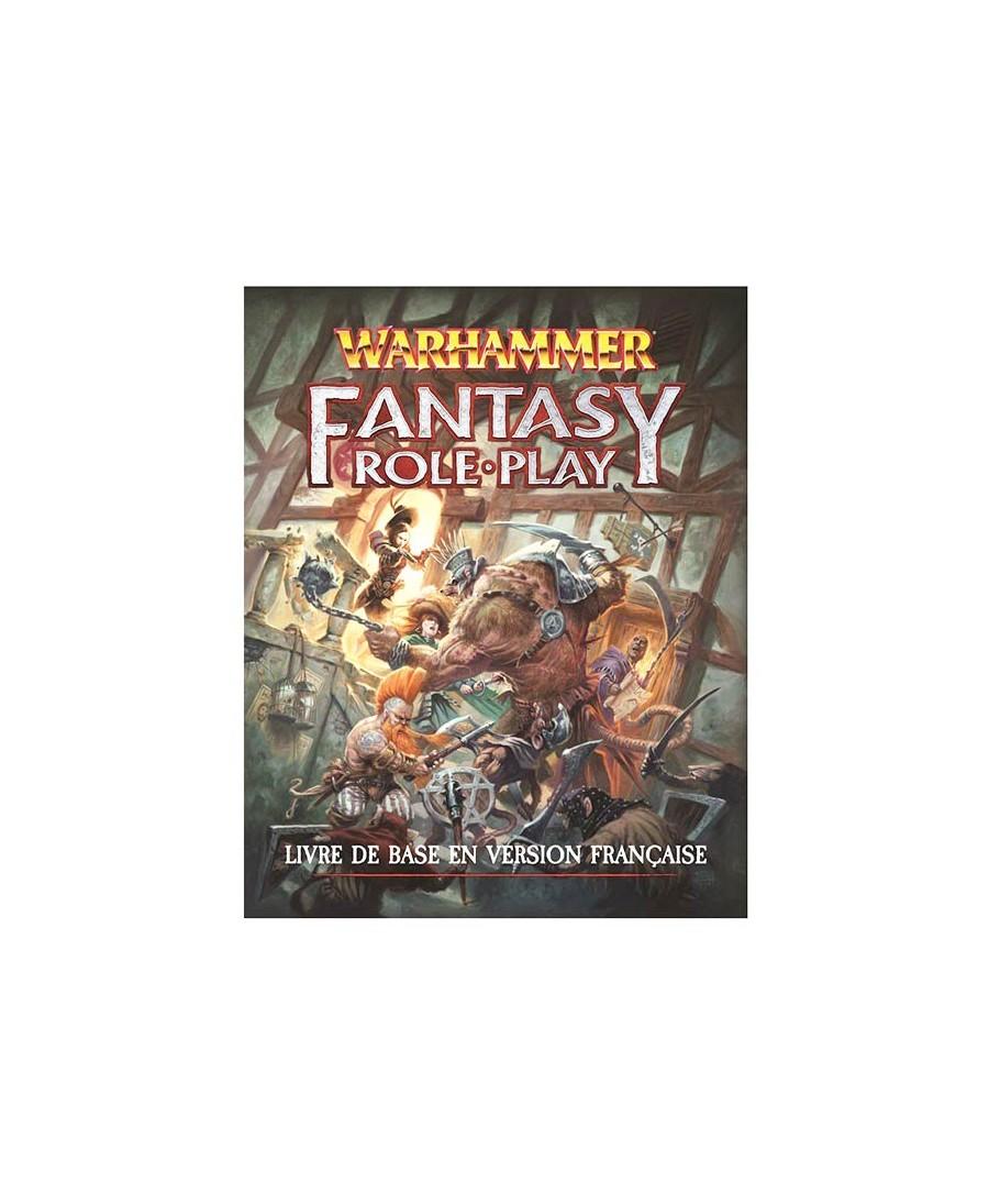Warhammer Fantasy Livre De Base Vf Boutique Starplayer