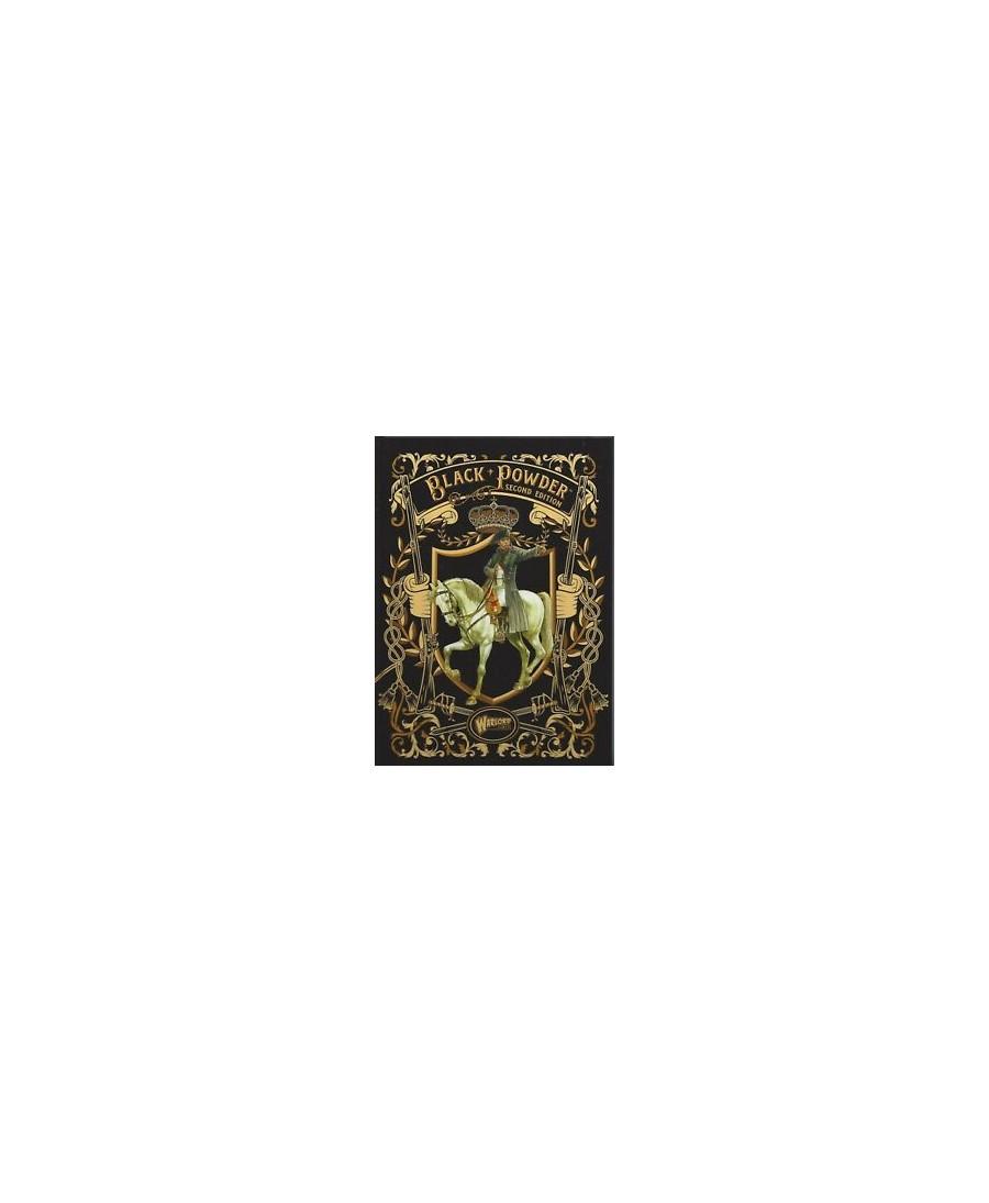 Black Powder : 2nd Edition Rulebook (VO) | Boutique Starplayer