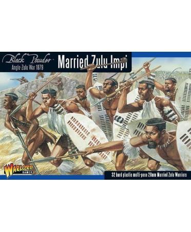 Black Powder - Anglo-Zulu War : Married Zulu Impi   Boutique Starplayer   Jeu de Figurines Historique