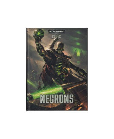 Codex Necrons 2015 (VF)