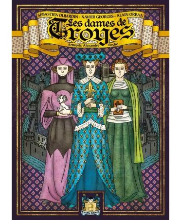 Les Dames De Troyes (ML - Extension) | Boutique Starplayer | Jeu de Société