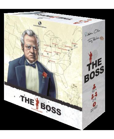 The Boss (ML)   Boutique Starplayer   Jeu de Société