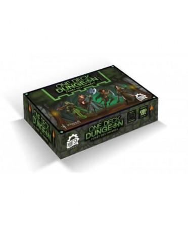 One Deck Dungeon : Forêt des Ombres (VF)   Boutique Starplayer   Jeu de Société