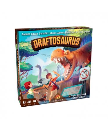 Draftosaurus (FR) | Boutique Starplayer | Jeu de Société