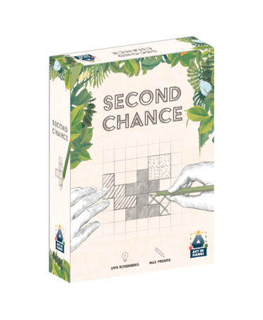 Second Chance (FR) | Boutique Starplayer | Jeu de Société