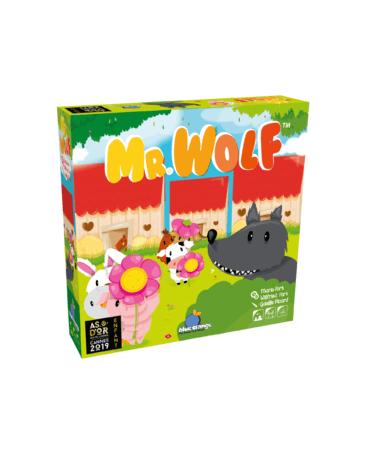 Mr. Wolf | Boutique Starplayer | Jeu de Société