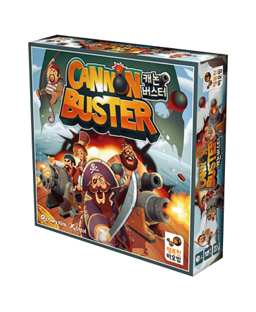 Cannon Buster (ML) | Boutique Starplayer | Jeu de Société