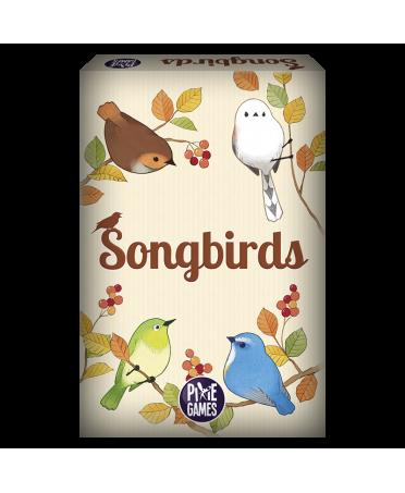 Songbirds | Boutique Starplayer | Jeu de Société