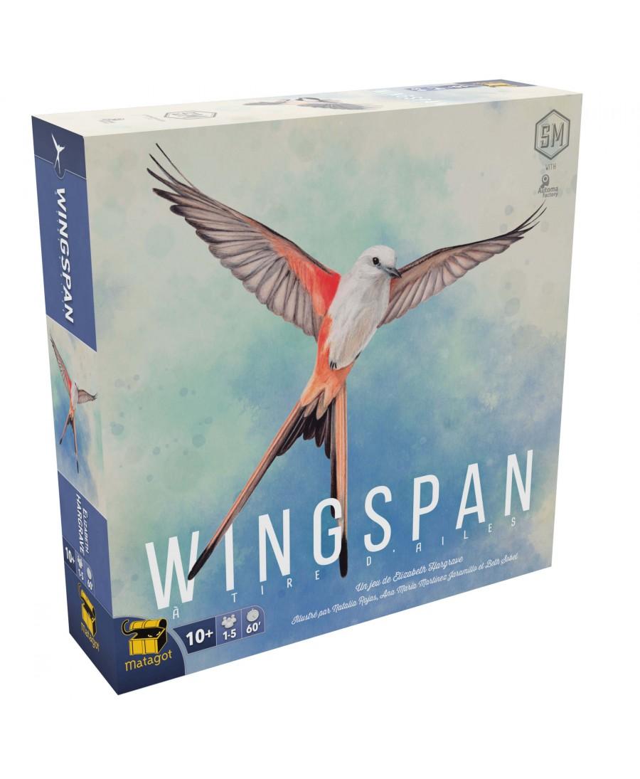 Wingspan | Boutique Starplayer | Jeu de Société