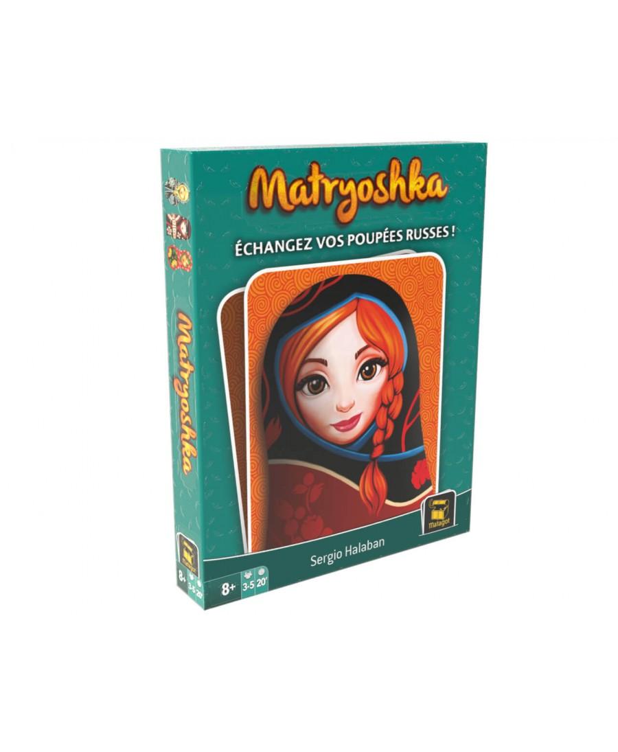 Matryoshkas | Boutique Starplayer | Jeu de Société