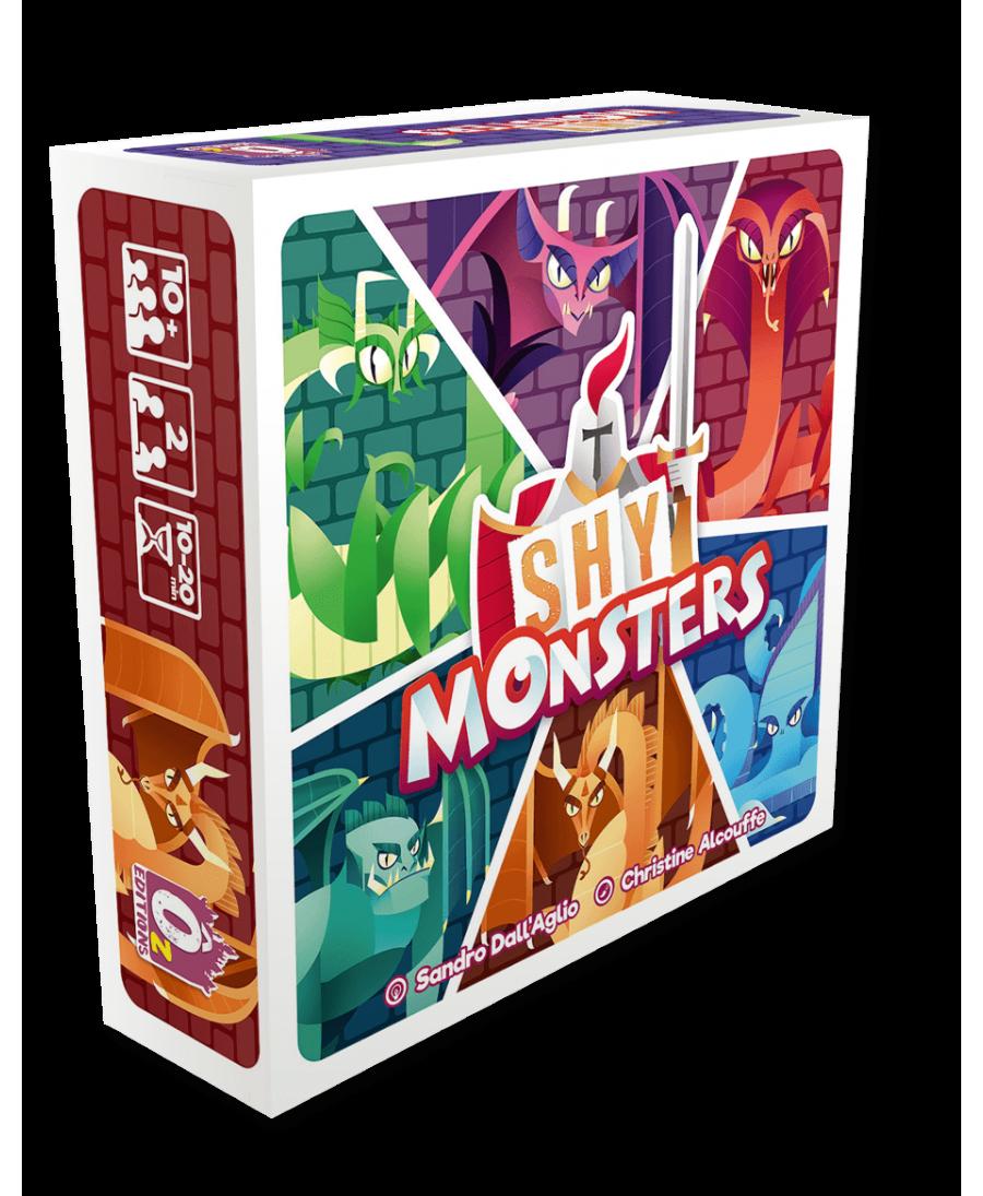 Shy Monsters (VF)   Boutique Starplayer   Jeu de Société