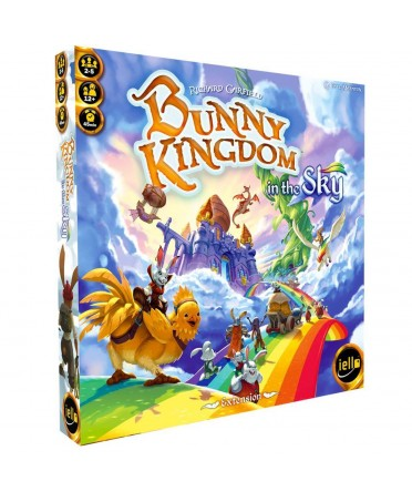 Bunny Kingdom : In The Sky (VF - 2019) | Boutique Starplayer | Jeu de Société