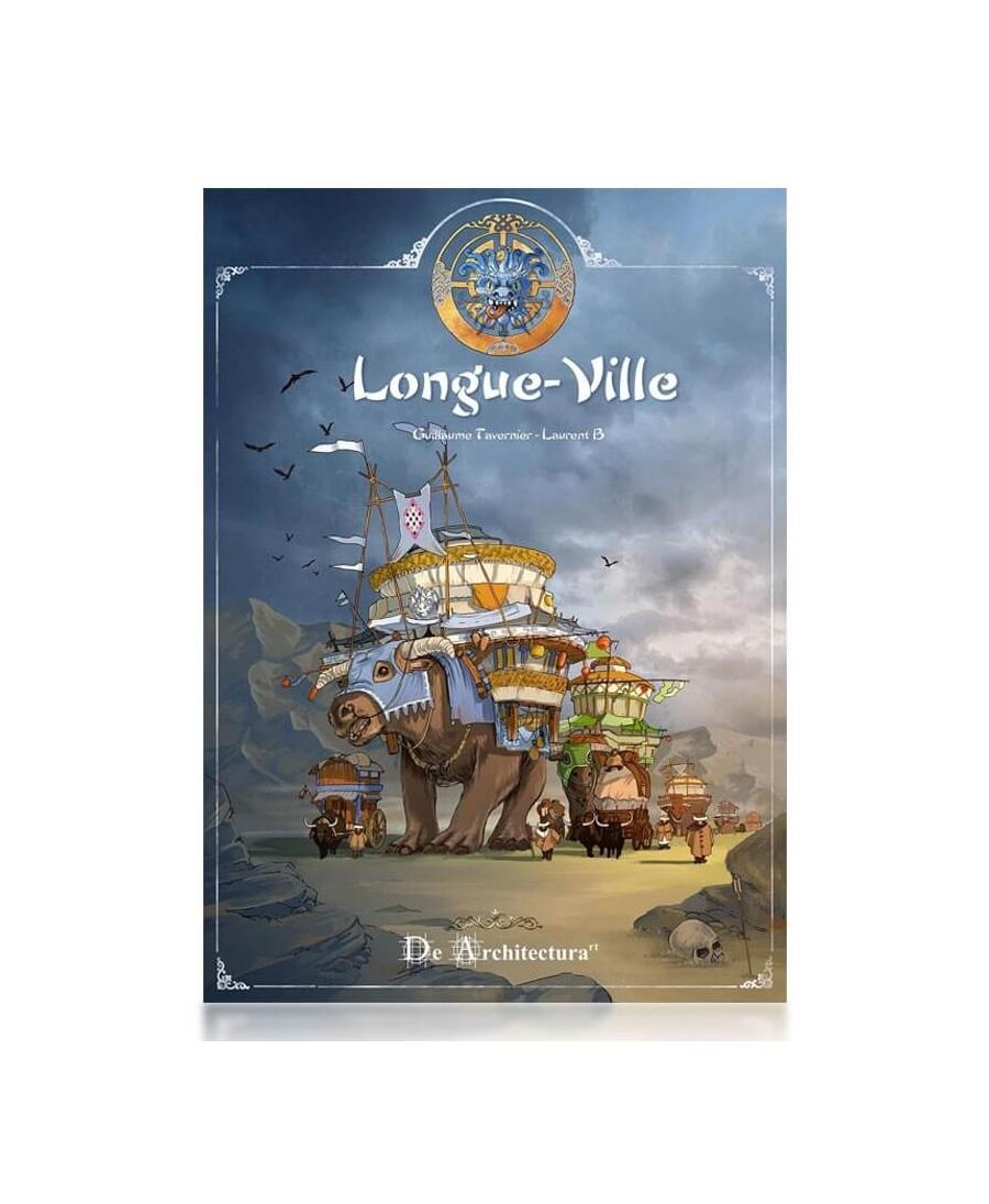 Longue-Ville (Cadre de campagne - VF)   Boutique Starplayer   Jeu de Rôle