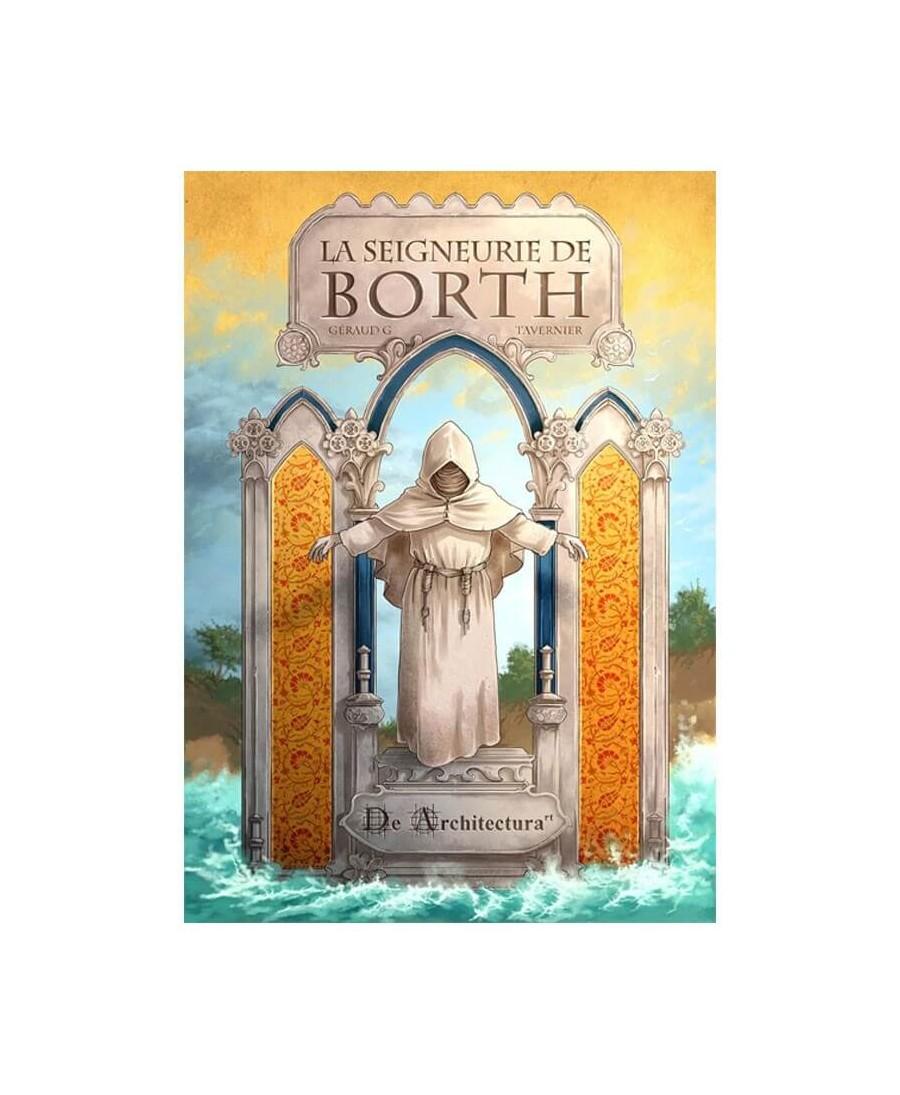 La Seigneurie de Borth : Le Coffret | Boutique Starplayer | Jeu de Rôle