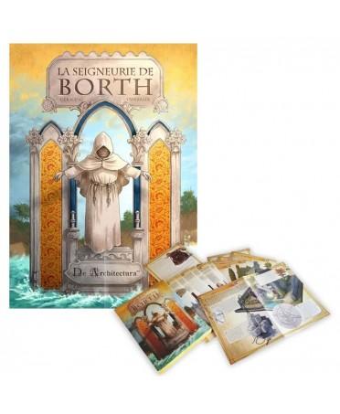 La Seigneurie de Borth : Le Coffret   Boutique Starplayer   Jeu de Rôle