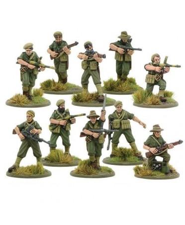 Australian Independent Commando squad | Boutique Starplayer | Jeu de Figurines