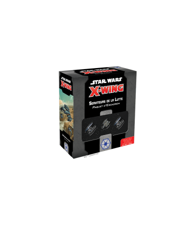 Star Wars X-Wing 2.0 : Serviteurs de la Lutte | Boutique Starplayer | Jeu de Figurines
