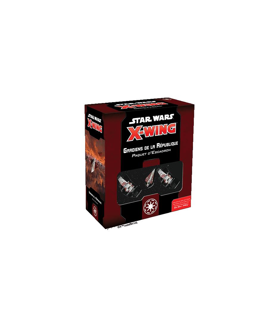 Star Wars X-Wing 2.0 : Gardiens de la République | Boutique starplayer | Jeu de Figurines