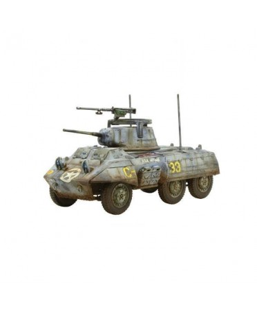 Bolt Action : US M8/M20 Greyhound Scout Car | Boutique Starplayer | Jeu de Figurines