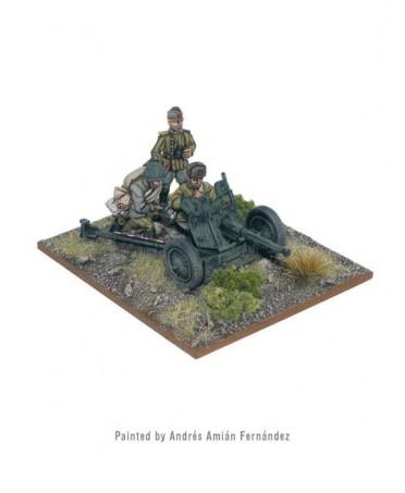 Bolt Action : Soviet 45mm Anti-Tank Gun | Boutique Starplayer | Jeu de Figurines