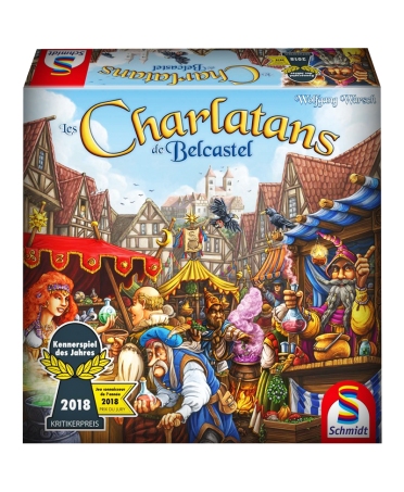 Les Charlatans De Belcastel | Boutique Starplayer