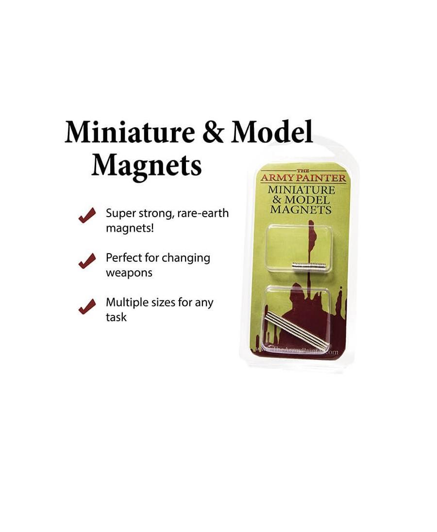 Army Painter : Miniature & Model Magnets / Aimants   Starplayer   Accessoires de Jeux de Figurines