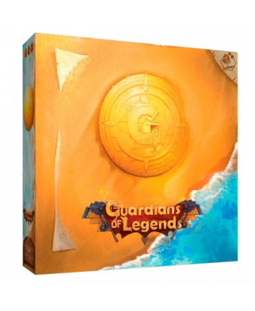 Guardians of Legends | Boutique Starplayer | Jeu de Société