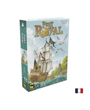 Port Royal | Boutique Starplayer | Jeu de Société