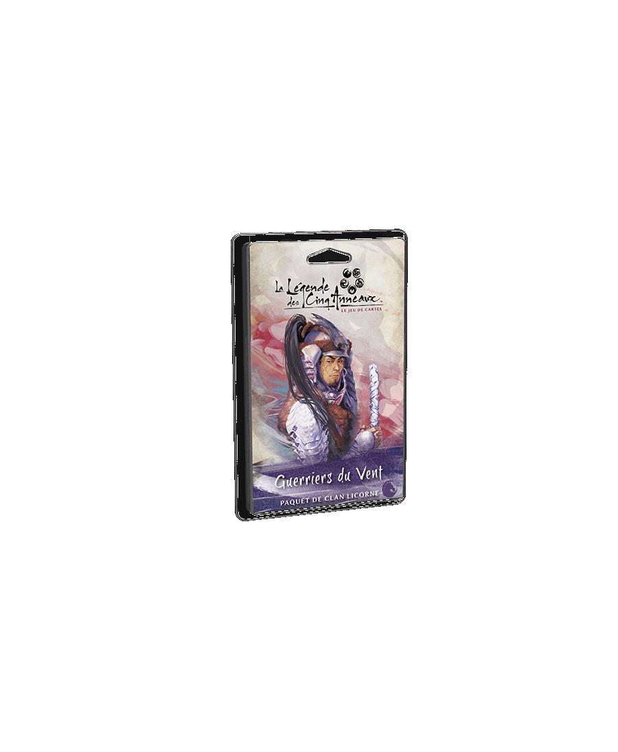 La Légende des Cinq Anneaux JCE : Guerriers du Vent   Starplayer   Jeu de Cartes