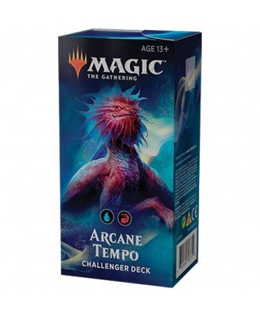 Magic The Gathering : Challenger Decks - Arcane Tempo | Starplayer | Jeu de Cartes