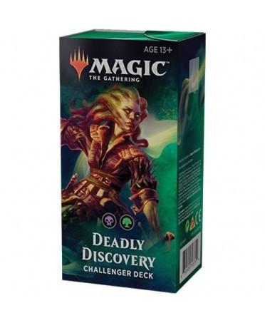 Magic The Gathering : Challenger Decks - Deadly Discover   Jeu de Cartes