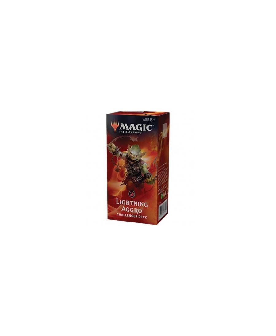 Magic The Gathering : Challenger Deck - Lightning Aggro | Starplayer | Jeu de Cartes