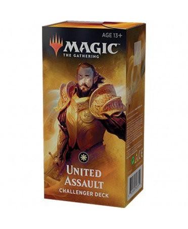 Magic The Gathering : Challenger Decks - United Assault | Starplayer | Jeu de Cartes