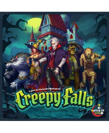 Creepy Falls (VF) | Boutique Starplayer | Jeu de Société