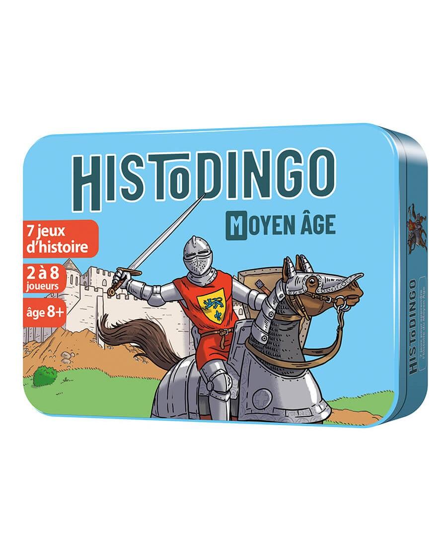 Histodingo : Moyen Âge (VF - 2019) | Boutique Starplayer | Jeu Éducatif