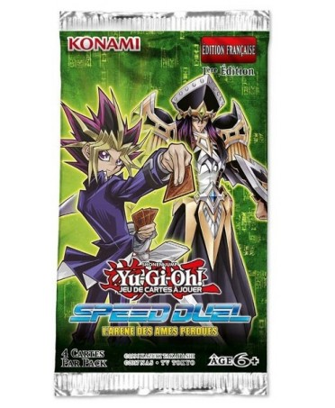 Yu-Gi-Oh! : Booster Speed DL l'Arène des Âmes Perdues | Starplayer | Jeu de Cartes