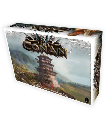 Conan : Extension La tour de Kithai (vo)