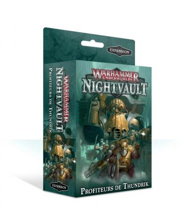 Warhammer Underworlds : Les Profiteurs de Thundrik | Boutique Starplayer | Jeu de Figurines